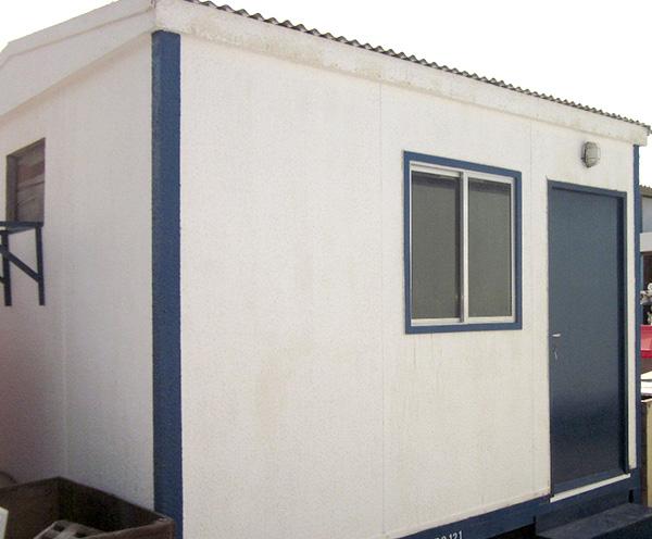 12' x 12 open plan standard porta cabins