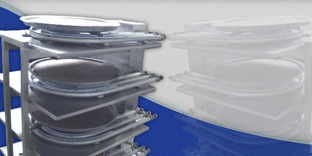 Rgb800x4-rotary gas burner 4 stages غاز دوار ٤ طبقات