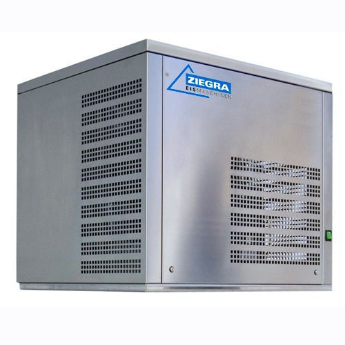 Zbe 350 ice machine