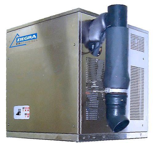 Zbe 750 ice machine