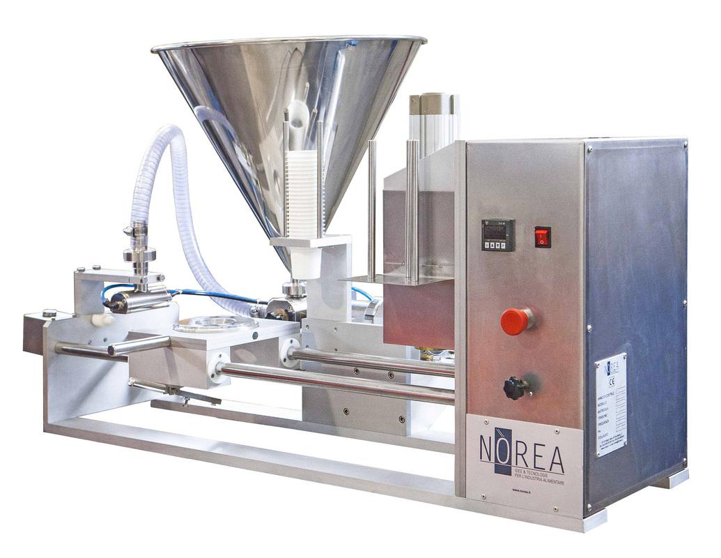 Nr6l / nr6c semi-automatic filling & packaging machines