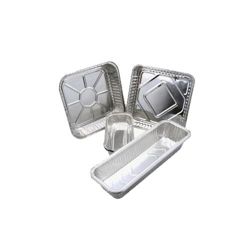 Aluminium container malfco057 058
