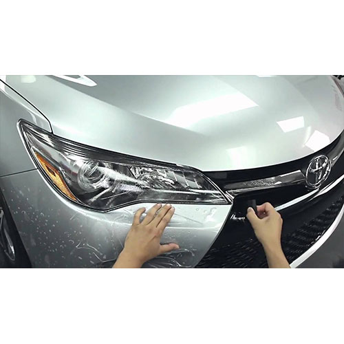 Paint protection film-protection film