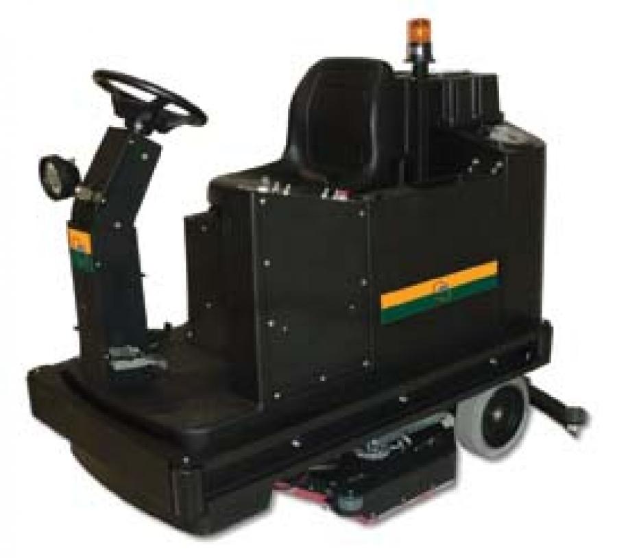 Champ 3329/3529 automatic scrubbers