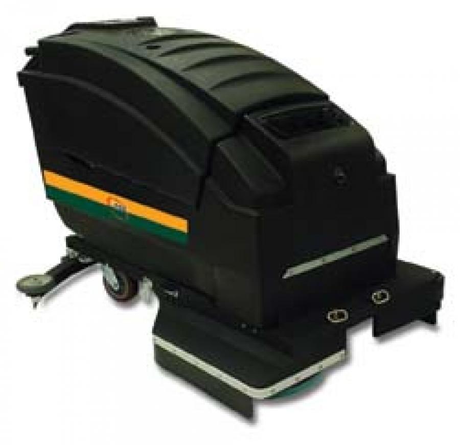 Wrangler 3330 db automatic scrubbers