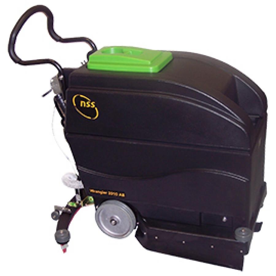 Wrangler 2010 ab / ae automatic scrubbers