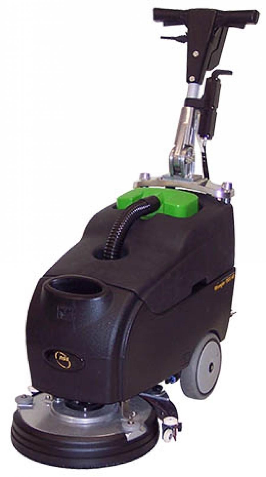 Wrangler 1503 ab / ae automatic scrubbers