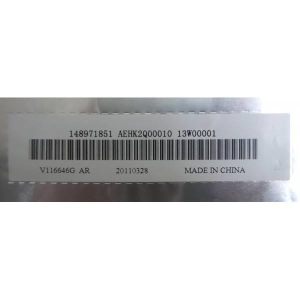 New Keyboard for Sony Vaio PN: 148971851 V116646G AR_3