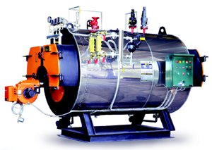 Alka 50 boilers and laundry machines