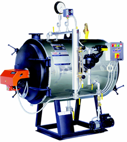 Alka 4 boilers and laundry machines