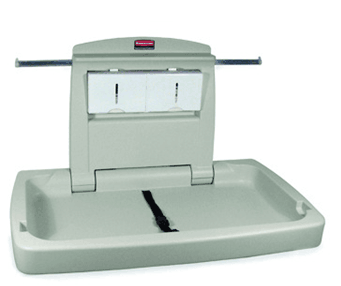 Rubbermid Baby Care Diaper Changing Station_2