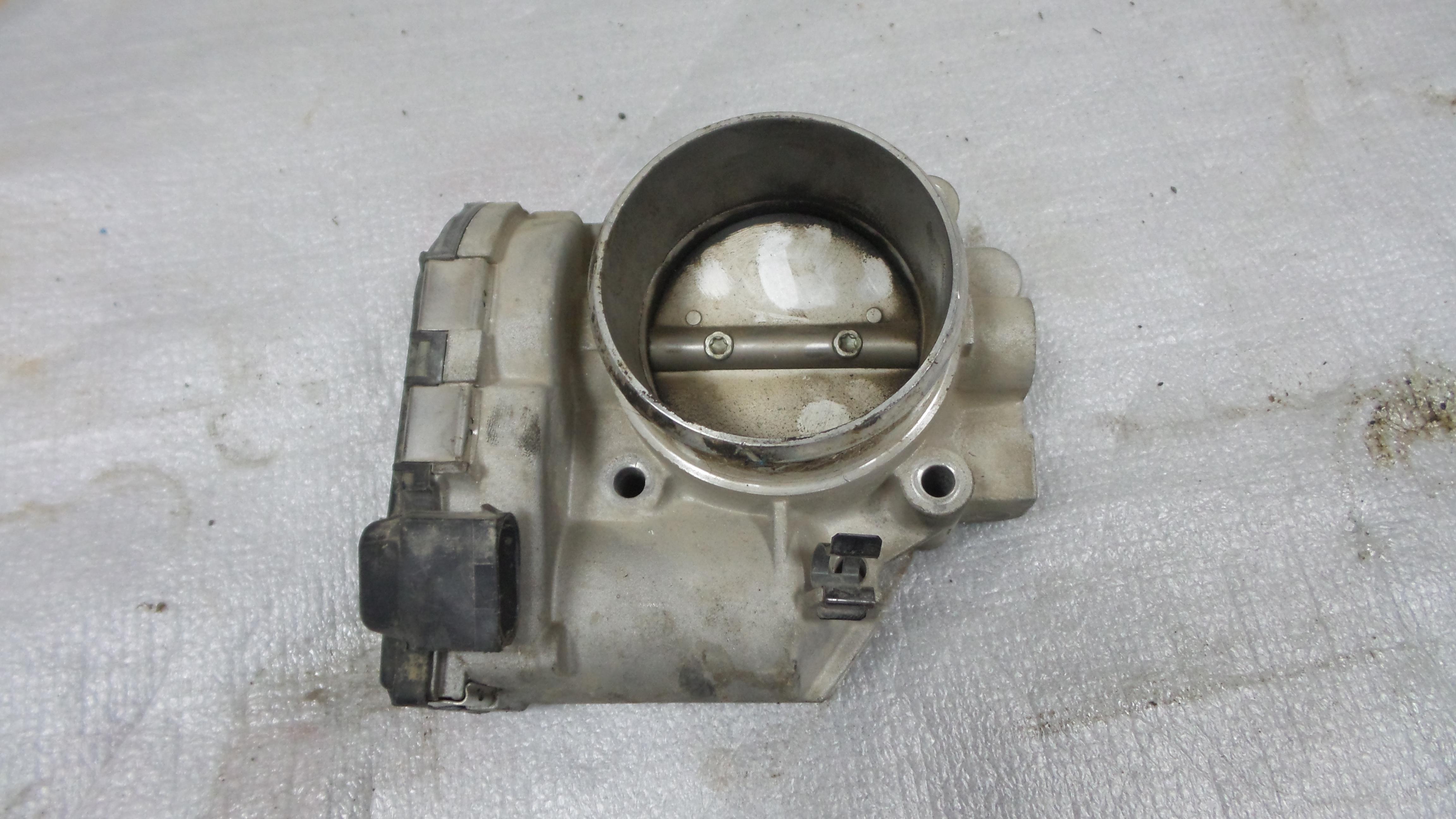 Hyundai Santa fe Throttle Body GCC_6