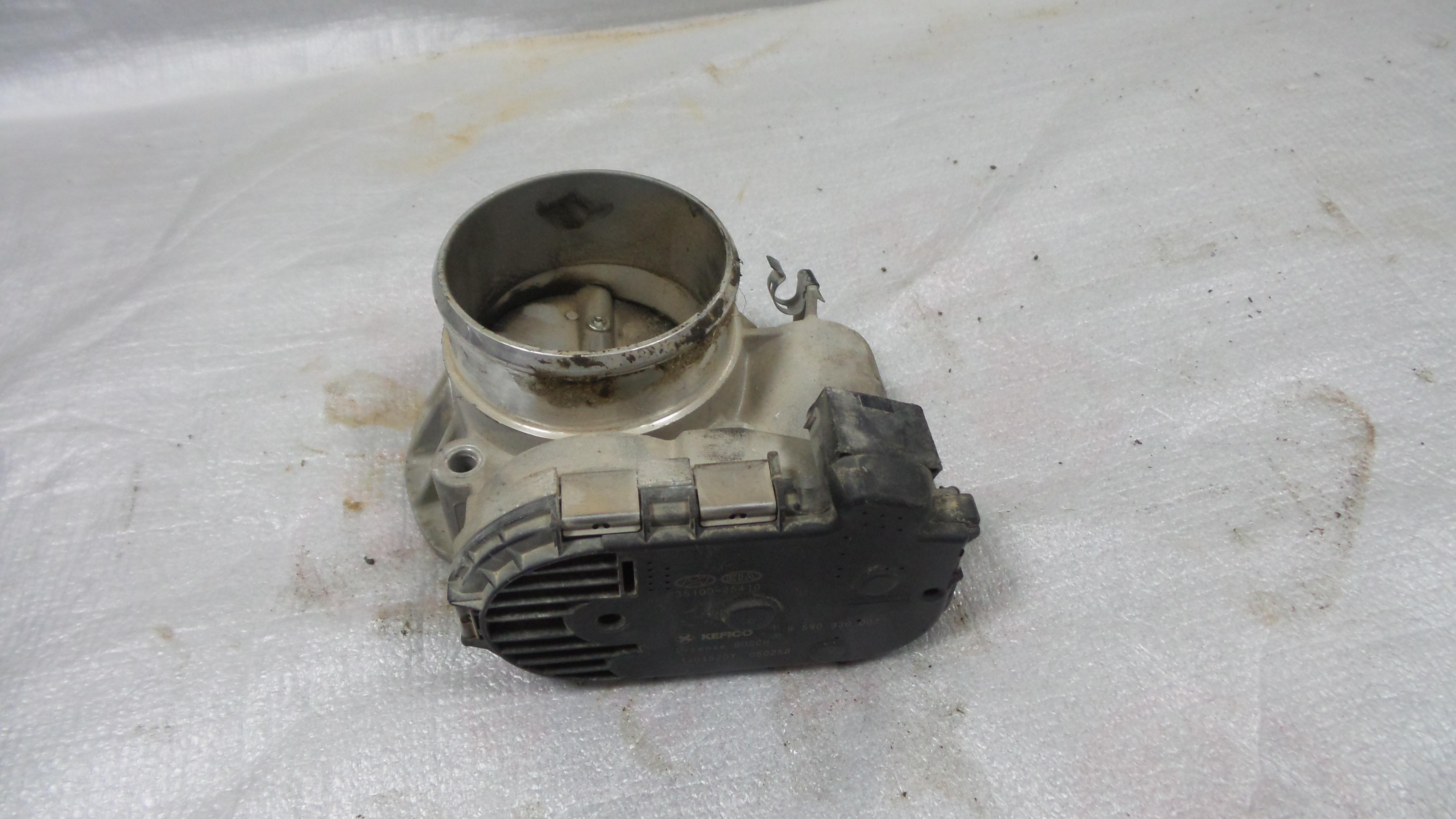 Hyundai Santa fe Throttle Body GCC_5