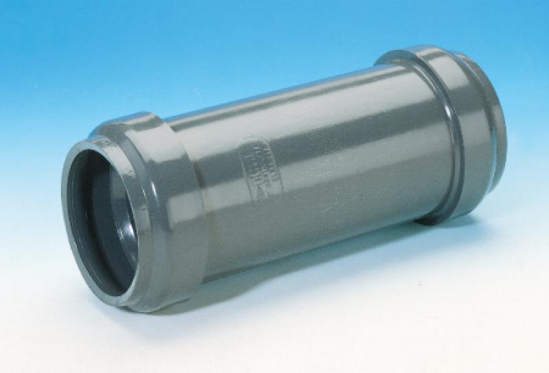 Pvc_u pressure pipe systems - collar sleeve
