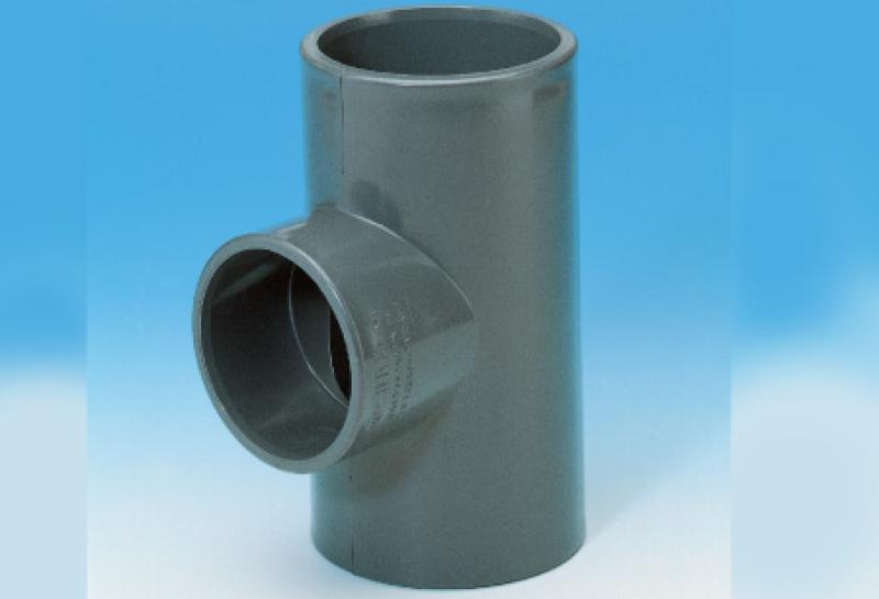 PVC_U Pressure Pıpe Systems -Tee (Solvent Cement Joınt)_2
