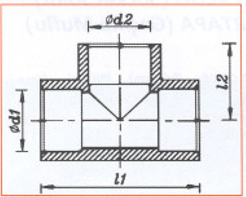 PVC_U Pressure Pıpe Systems -Tee (Solvent Cement Joınt)_3