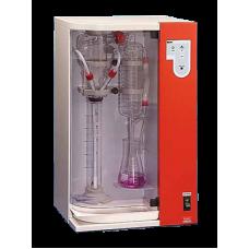 Kjeldahl nitrogen-protein detection system