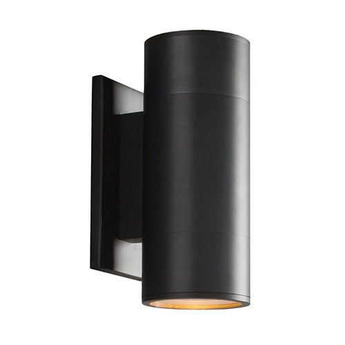 Cylinder wall lamp