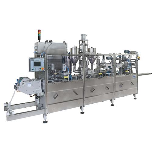 Mf 18 thermoforming machine