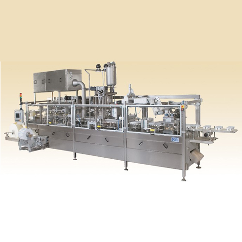 Frs 16/26 thermoforming machine