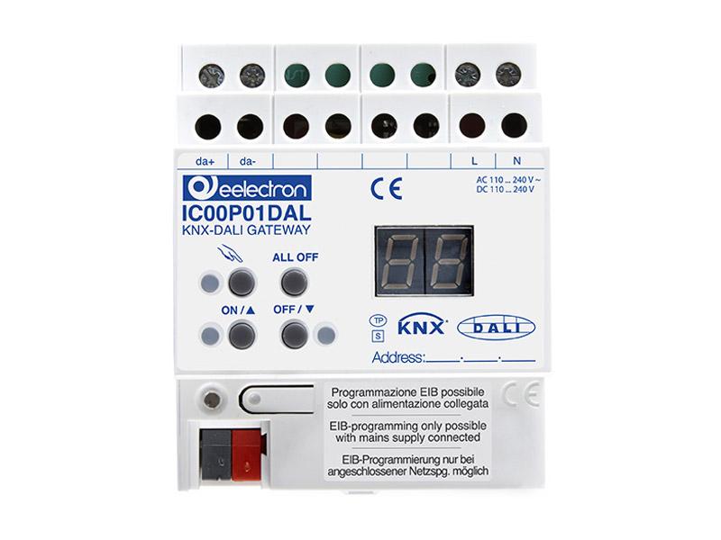 C00P01DAL KNX/DALI GATEWAY_2