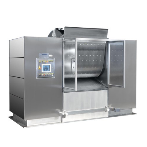 Iv mixer machine for bakery products