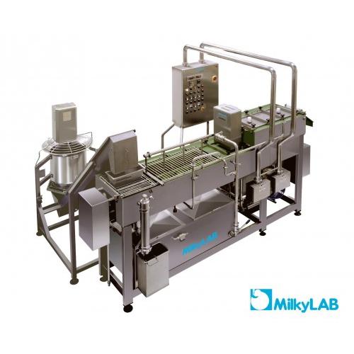 Continuous cooker-stretcher  mod. lab 2500