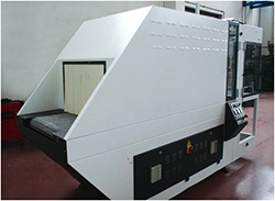 Bundlers / sleeve wrapping machines - semi automatic