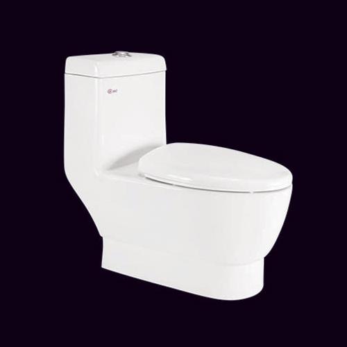 1009 one piece toilet seat (s trap)