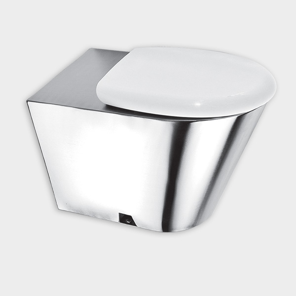 Nrm-6035a stainless steel toilet