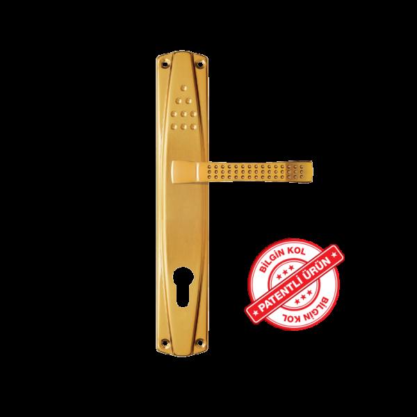 Rustik ayna alb beyza arm- door handles