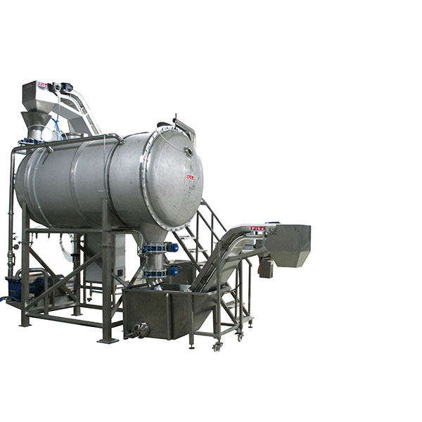 Deaeration- pulpers