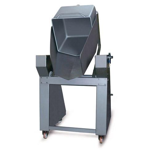 Vn-350 mobile tipping device / dumper for bins