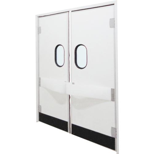 Swing cold room doors