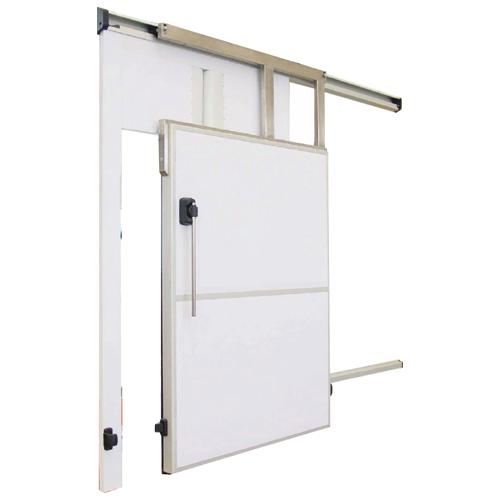 Monorail walkthrough doors