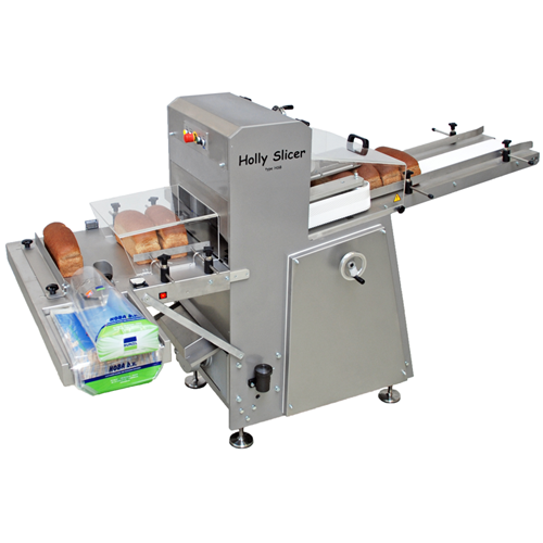 Reciprocating frame slicer holly hsb
