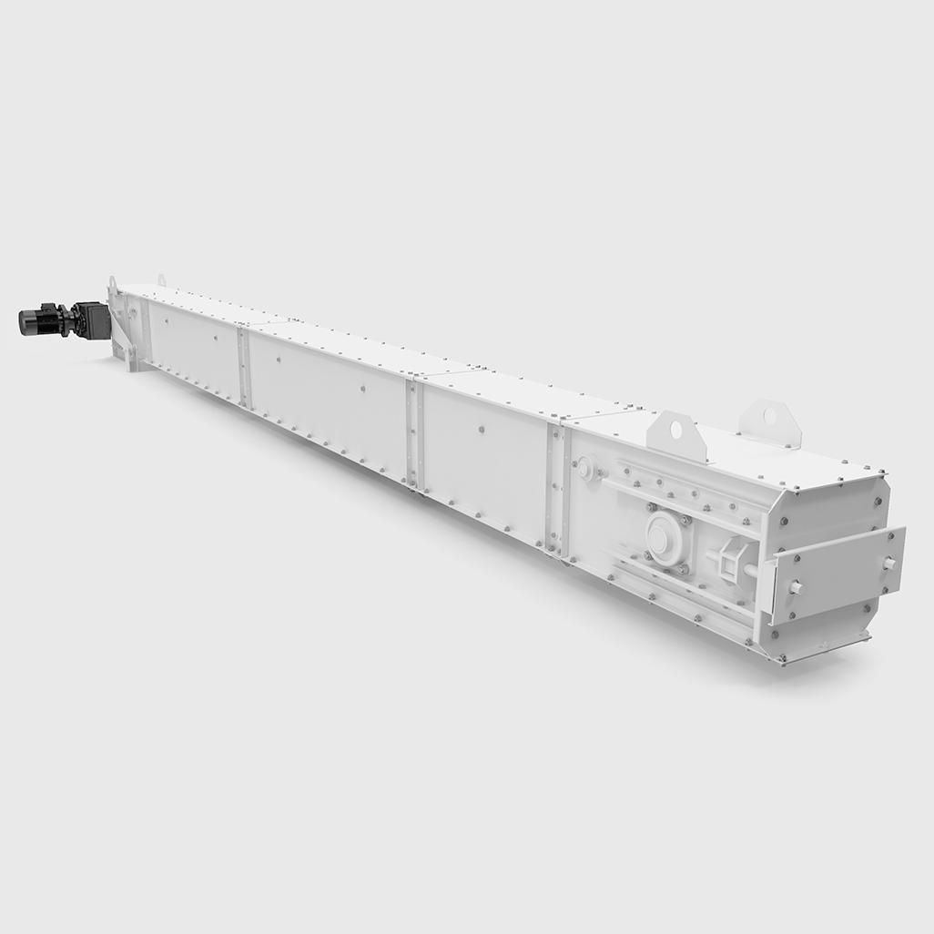 ZEO-DC Scraper conveyor
