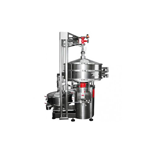 Hc 1200 – 1500 high capacity screening vibrating sieves