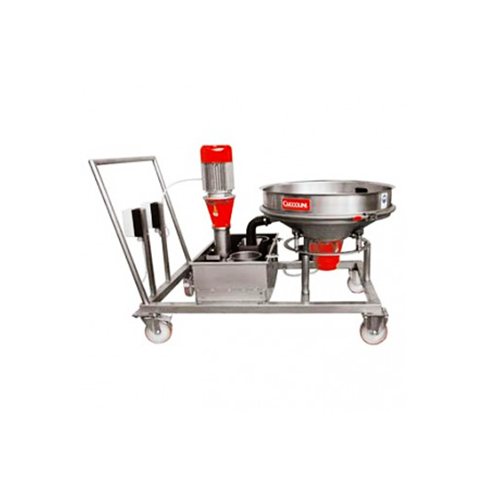 Mobile Slurry Screener VIBRATING SIEVES_2