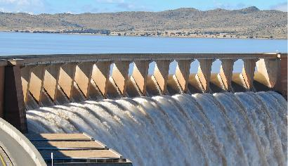 Services for dams mechanical construction