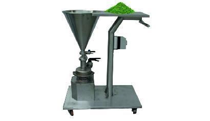 Powder Dissolver Mechanical Construction_2