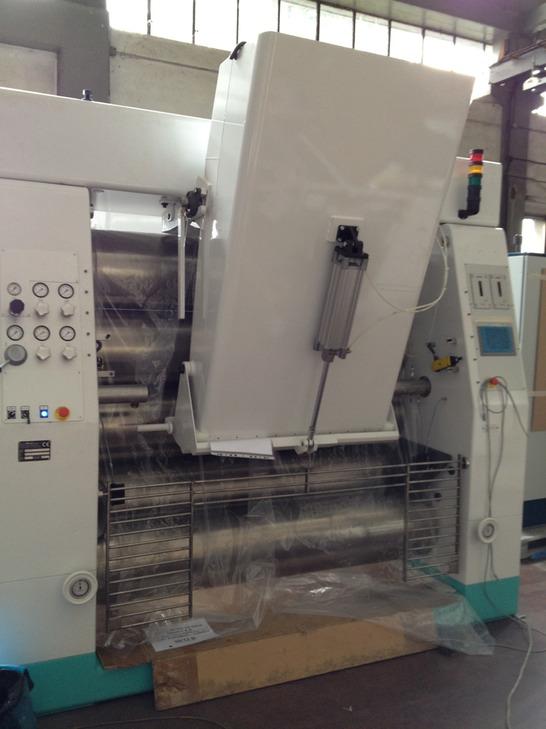 Sfl1800 5 roll refiner buhler machines