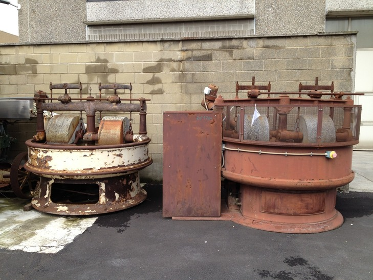Old Chocolate Melangeur Lehmann Machines_2