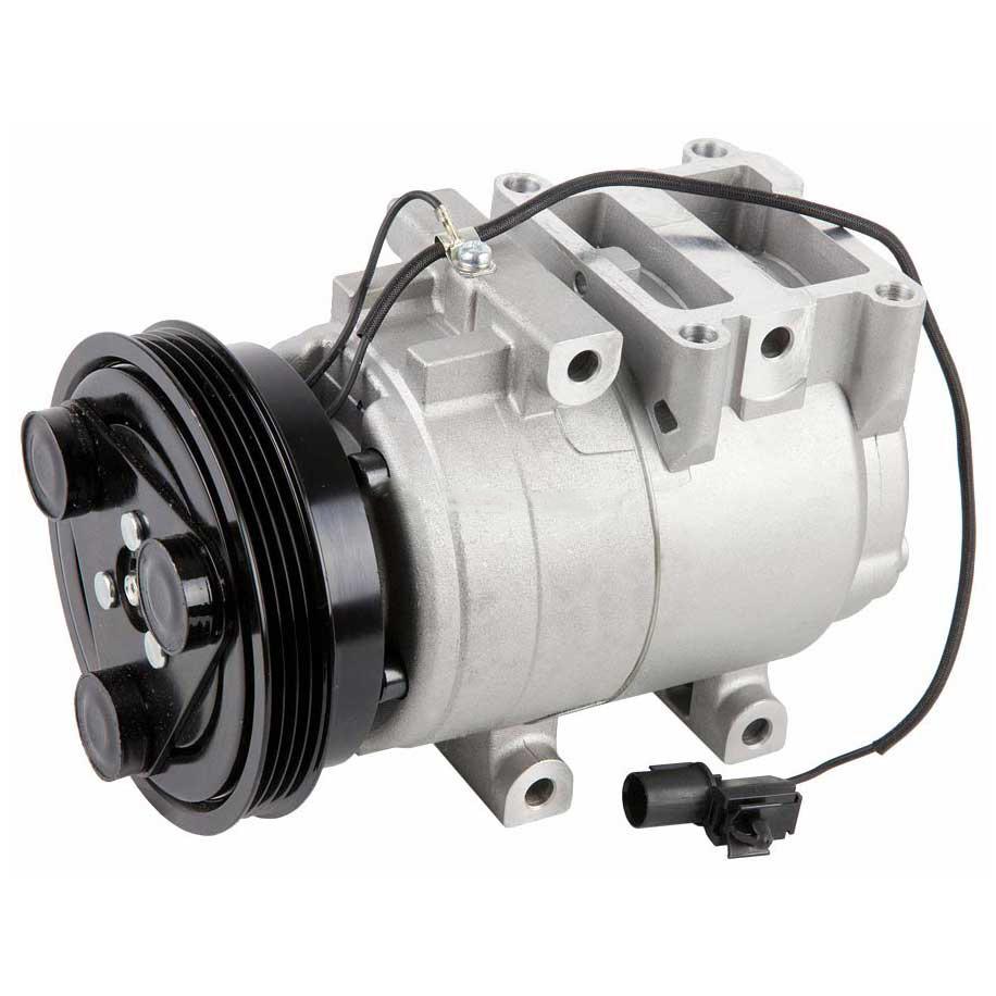 Kia rio compressor