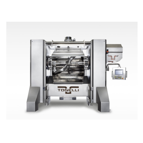 TR 500 – TR 1000 – TR 1400 Horizontal Mixers Pastry_2