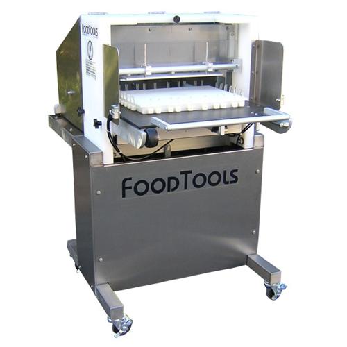 Cs-rs dessert slicing machine