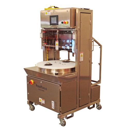 Cs-2100rf automatic cake cutter