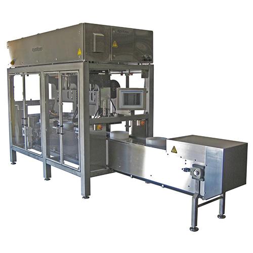 Accuslice-200rf high production cake cutting