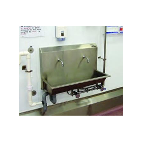 Sinks and hygiene equipment