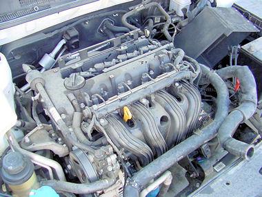 Kia Optima 2.4 Engine G4KE Empty_2